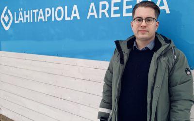 Joni Hiltunen on nimitetty TKOMV Turku Oy:n toimitusjohtajaksi